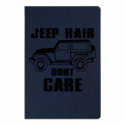 Блокнот А5 Jeep hair don't care
