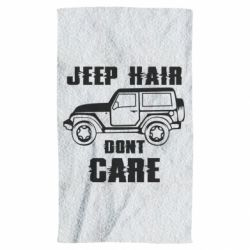 Рушник Jeep hair don't care