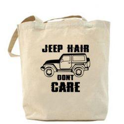 Сумка Jeep hair don't care