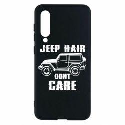 Чохол для Xiaomi Mi9 SE Jeep hair don't care