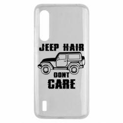 Чохол для Xiaomi Mi9 Lite Jeep hair don't care