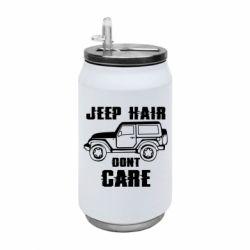 Термобанка 350ml Jeep hair don't care