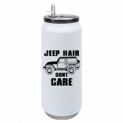 Термобанка 500ml Jeep hair don't care