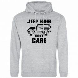 Чоловіча толстовка Jeep hair don't care