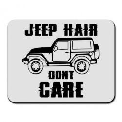 Килимок для миші Jeep hair don't care