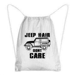 Рюкзак-мішок Jeep hair don't care
