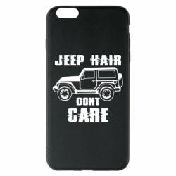 Чохол для iPhone 6 Plus/6S Plus Jeep hair don't care