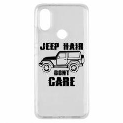 Чохол для Xiaomi Mi A2 Jeep hair don't care