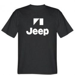 Мужская футболка Jeep Logo - FatLine