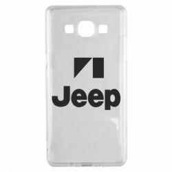 Чехол для Samsung A5 2015 Jeep Logo