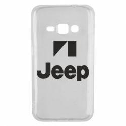 Чехол для Samsung J1 2016 Jeep Logo