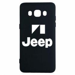 Чехол для Samsung J5 2016 Jeep Logo