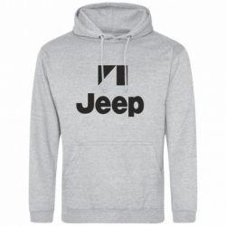 Мужская толстовка Jeep Logo - FatLine