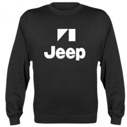 Реглан (свитшот) Jeep Logo - FatLine