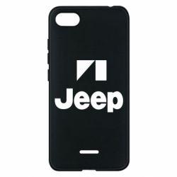 Чохол для Xiaomi Redmi 6A Jeep Logo
