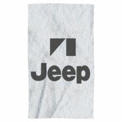 Полотенце Jeep Logo