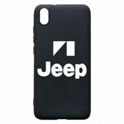 Чохол для Xiaomi Redmi 7A Jeep Logo