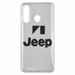 Чехол для Samsung M40 Jeep Logo