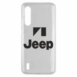 Чохол для Xiaomi Mi9 Lite Jeep Logo