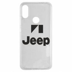 Чохол для Xiaomi Redmi Note 7 Jeep Logo