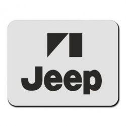 Килимок для миші Jeep Logo
