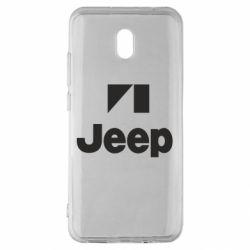 Чохол для Xiaomi Redmi 8A Jeep Logo