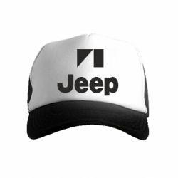 Детская кепка-тракер Jeep Logo