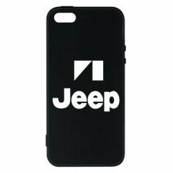 Чехол для iPhone5/5S/SE Jeep Logo
