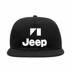 Снепбек Jeep Logo - FatLine