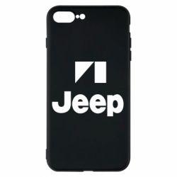 Чехол для iPhone 7 Plus Jeep Logo