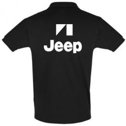 Футболка Поло Jeep Logo - FatLine