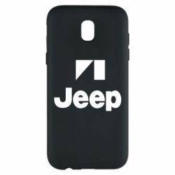 Чехол для Samsung J5 2017 Jeep Logo