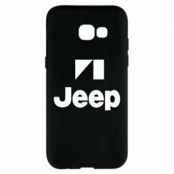 Чехол для Samsung A5 2017 Jeep Logo