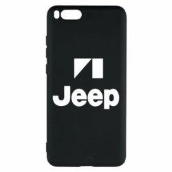 Чохол для Xiaomi Mi Note 3 Jeep Logo