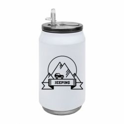 Термобанка 350ml Jeep Mountains