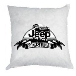 Подушка Jeep rocks