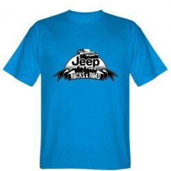 Футболка Jeep rocks