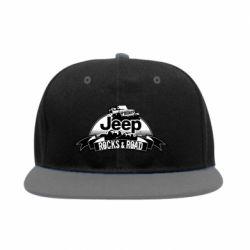 Снепбек Jeep rocks