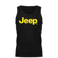 Мужская майка Jeep - FatLine