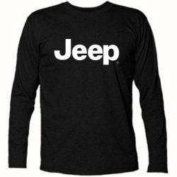 Футболка с длинным рукавом Jeep - FatLine