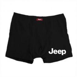 Мужские трусы Jeep - FatLine
