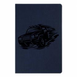 Блокнот А5 Jeep