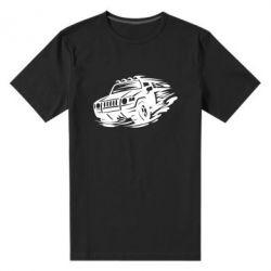 Чоловіча стрейчева футболка Jeep