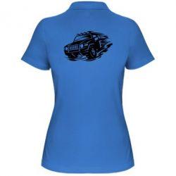 Жіноча футболка поло Jeep