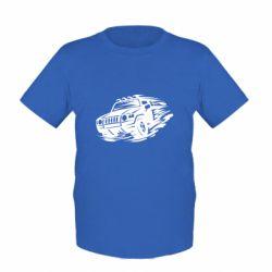 Дитяча футболка Jeep