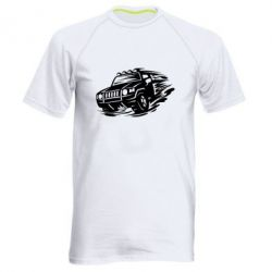 Чоловіча спортивна футболка Jeep