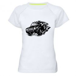 Жіноча спортивна футболка Jeep