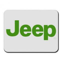 Килимок для миші Jeep
