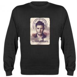 Реглан (свитшот) Jensen Ackles - FatLine
