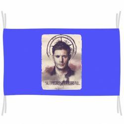 Прапор Jensen Ackles